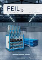 Titelseite des FEIL Katalogs